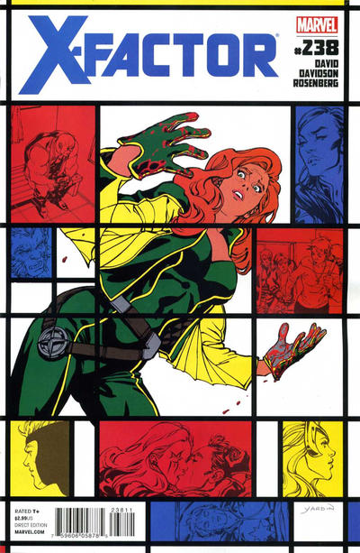 Cover for X-Factor (Marvel, 2006 series) #238