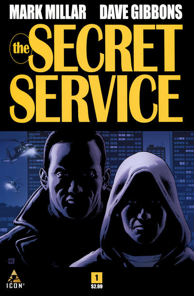 Cover for The Secret Service (Marvel, 2012 series) #1