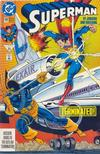 Cover for Superman (DC, 1987 series) #68 [Direct]