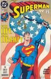 Cover for Superman (DC, 1987 series) #69 [Direct]