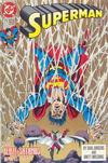 Cover for Superman (DC, 1987 series) #71 [Direct]