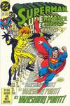 Cover for Superman (DC, 1987 series) #73 [Direct]