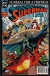 Cover Thumbnail for Superman (1987 series) #76 [Newsstand]