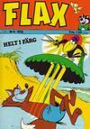 Cover for Flax (Williams Förlags AB, 1969 series) #4/1970