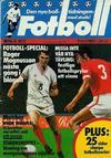 Cover for Fotboll (Williams Förlags AB, 1973 series) #6/1973