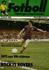 Cover for Fotboll (Williams Förlags AB, 1973 series) #10/1974