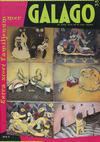 Cover for Galago (Atlantic Förlags AB; Tago, 1980 series) #35