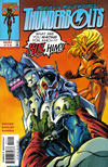 Cover for Thunderbolts (Marvel, 1997 series) #14