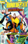 Cover for Thunderbolts (Marvel, 1997 series) #16