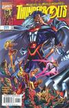 Cover for Thunderbolts (Marvel, 1997 series) #17