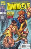 Cover for Thunderbolts (Marvel, 1997 series) #22