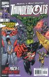 Cover for Thunderbolts (Marvel, 1997 series) #23