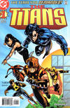 Cover for Titans (DC, 1999 series) #1 [Left-Side Cover Variant]