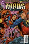 Cover for Titans (DC, 1999 series) #2