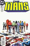 Cover for Titans (DC, 1999 series) #13
