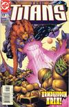 Cover for Titans (DC, 1999 series) #17