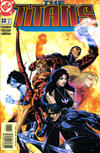Cover for Titans (DC, 1999 series) #32