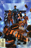 Cover for Titans (DC, 1999 series) #36