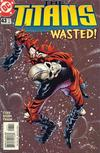 Cover for Titans (DC, 1999 series) #43