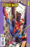 Cover for Ultimate Spider-Man (Marvel, 2000 series) #8