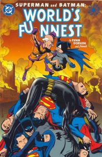 Cover Thumbnail for Superman and Batman: World's Funnest (DC, 2000 series)