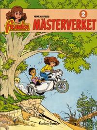 Cover Thumbnail for Franka (Carlsen/if [SE], 1980 series) #2