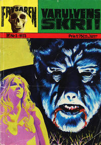 Cover Thumbnail for Frysaren (Williams Förlags AB, 1972 series) #5/1973