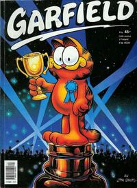 Cover Thumbnail for Garfield (Semic, 1989 series)