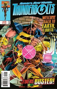 Cover Thumbnail for Thunderbolts (Marvel, 1997 series) #15