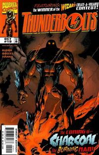 Cover Thumbnail for Thunderbolts (Marvel, 1997 series) #19