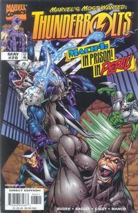 Cover Thumbnail for Thunderbolts (Marvel, 1997 series) #26