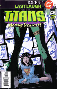 Cover Thumbnail for Titans (DC, 1999 series) #34 [Direct Sales]