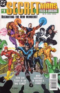 Cover Thumbnail for Titans Secret Files (DC, 1999 series) #1