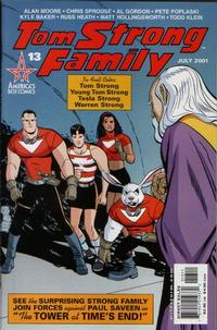Cover Thumbnail for Tom Strong (DC, 1999 series) #13