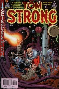 Cover Thumbnail for Tom Strong (DC, 1999 series) #14