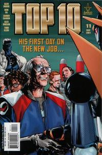 Cover Thumbnail for Top 10 (DC, 1999 series) #11