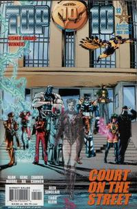 Cover Thumbnail for Top 10 (DC, 1999 series) #12