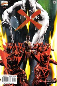 Cover Thumbnail for Universe X (Marvel, 2000 series) #10