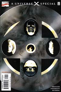 Cover Thumbnail for 4 [Universe X] (Marvel, 2000 series) #1 [Direct Edition]