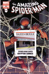 Cover Thumbnail for The Amazing Spider-Man (1999 series) #666 [Variant Edition - Krypton Comics Store Exclusive]