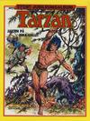 Cover for Tarzan album (Atlantic Forlag, 1977 series) #[1/1980] - Tarzan jubileumsalbum - Jakten på inkagullet