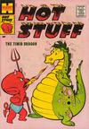 Cover for Hot Stuff, the Little Devil (Harvey, 1957 series) #4