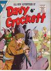 Cover for Davy Crockett (L. Miller & Son, 1956 series) #4
