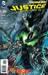 Cover for Justice League (DC, 2011 series) #10 [Direct Sales]
