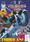 Cover for Biker Mice from Mars (Marvel UK, 1994 series) #2