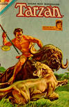 Cover for Tarzan Serie Avestruz (Editorial Novaro, 1975 series) #143