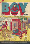 Cover for Boy Comics [Boy Illustories] (Superior Publishers Limited, 1948 series) #48