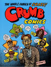 Cover for Crumb Family Comics (Last Gasp, 1998 series)