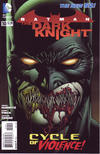 Cover for Batman: The Dark Knight (DC, 2011 series) #10 [Direct Sales]