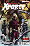 Cover for Uncanny X-Force (Marvel, 2010 series) #26